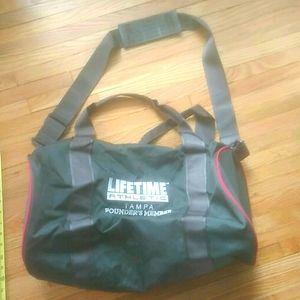 LifeTime Gym Bag Tampa
